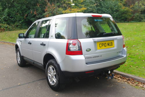 LANDROVER FREELANDER 2 TD4 E-S..16,000 MILES! 1 OWNER.. FSH SOLD (picture 5 of 6)