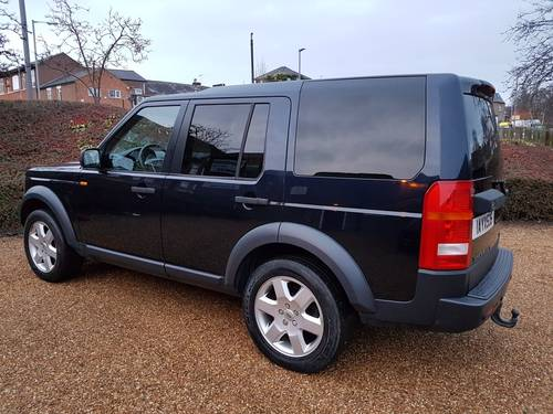 2007 LHD Land Rover Discovery 3 2.7TD V6 LEFT HAND DRIVE For Sale (picture 3 of 6)