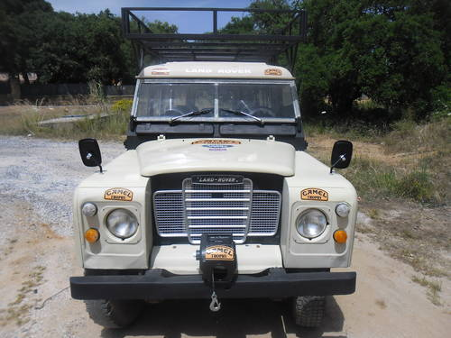 Classic Land Rover 109 Diesel Series III 4x4 1981 For Sale (picture 2 of 6)
