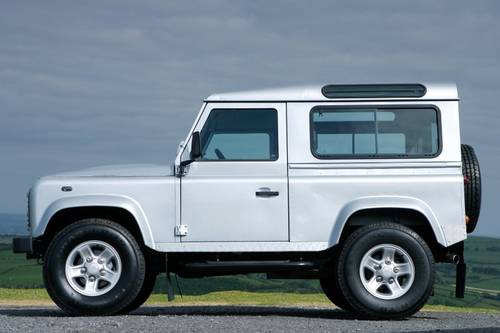 2003 LAND ROVER DEFENDER LHD 90 TD5 LIMITED X-TECH !!! For Sale (picture 1 of 6)