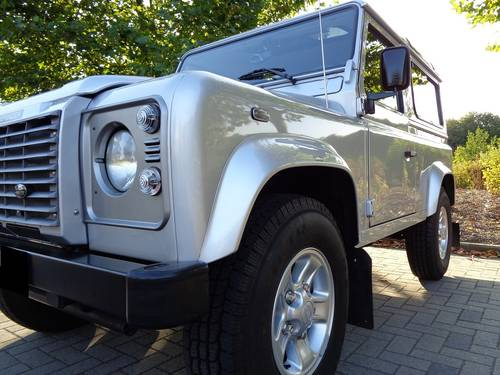 2003 LAND ROVER DEFENDER 90 TD5 XS / SE - X-TECH For Sale (picture 2 of 6)