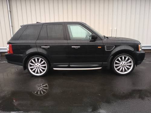 2008 RANGE ROVER SPORT 2.7 TDV6 SE AUTO WITH OVERFINCH ALLOYS SOLD (picture 2 of 6)