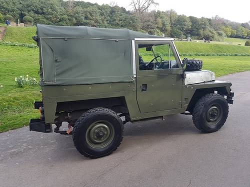 1980 LAND ROVER LTWT SERIES 3 200 TDI DIESEL For Sale (picture 2 of 6)