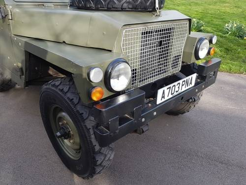1980 LAND ROVER LTWT SERIES 3 200 TDI DIESEL For Sale (picture 6 of 6)