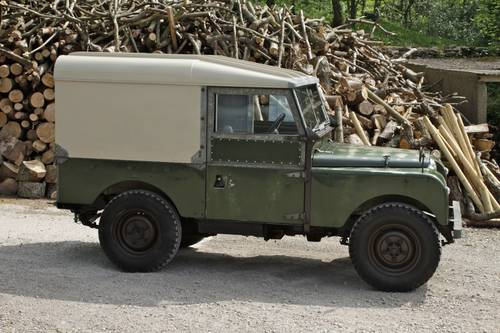 1957 Land Rover Series 1 88
