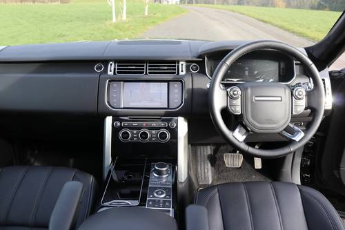 2015 Range Rover 4.4 SDV8 AUTOBIOGRAPHY LWB For Sale (picture 6 of 6)