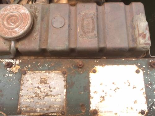 1952 Series 1 Land Rover 80 inch - Rust Free for Restoration For Sale (picture 4 of 4)