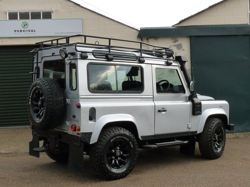 2007 Land Rover Defender 90 XS, 43,000 miles, Sold SOLD (picture 2 of 6)
