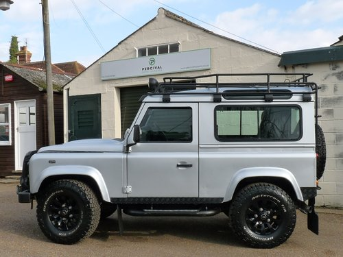 2007 Land Rover Defender 90 XS, 43,000 miles, Sold SOLD (picture 4 of 6)