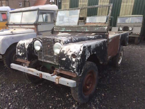 1953 Series 1 80 inch For Restoration For Sale (picture 1 of 6)