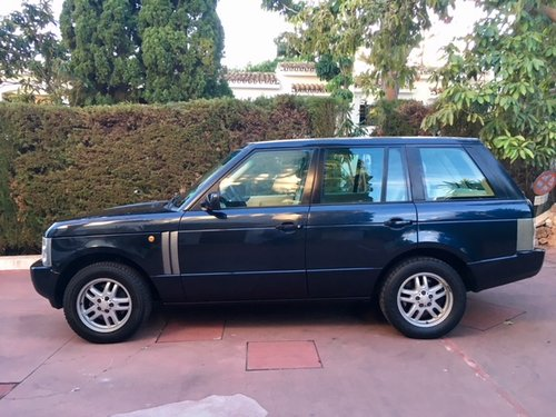 2004 LHD Range Rover Vogue TD6 - Spanish Registration For Sale (picture 3 of 6)