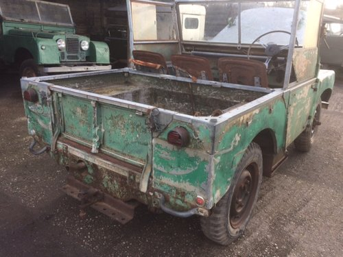 1951 Land Rover Series1 80 inch 1.6 Litre Petrol For Sale (picture 3 of 6)