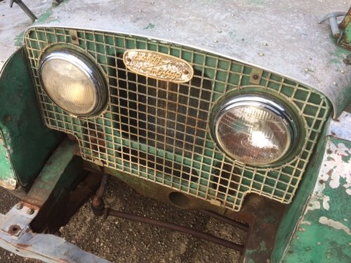 1951 Land Rover Series1 80 inch 1.6 Litre Petrol For Sale (picture 4 of 6)