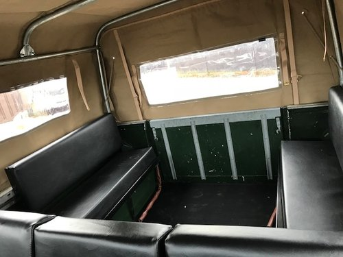 1970 Land Rover® Series 2a *Refurbished Ragtop* (EJD) SOLD (picture 5 of 5)