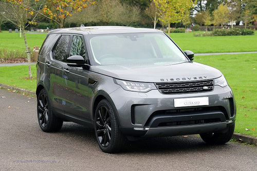 2017 Land Rover Discovery TD6 HSE Luxury For Sale (picture 1 of 6)