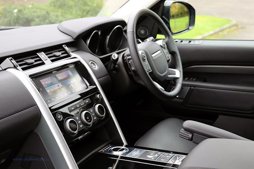 2017 Land Rover Discovery TD6 HSE Luxury For Sale (picture 5 of 6)