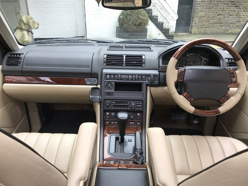 1999 Range Rover 4.6 Vogue HSE - 46.000 miles only SOLD (picture 2 of 6)