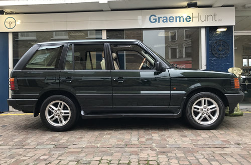 1999 Range Rover 4.6 Vogue HSE - 46.000 miles only SOLD (picture 3 of 6)