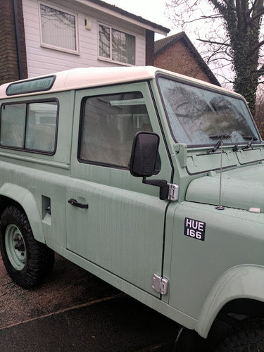 Land Rover 90, 1988 For Sale (picture 2 of 3)