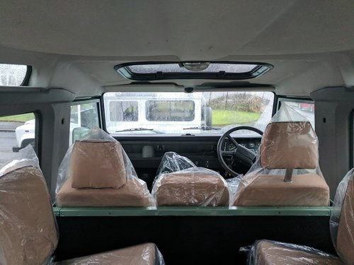 Land Rover 90, 1988 For Sale (picture 3 of 3)