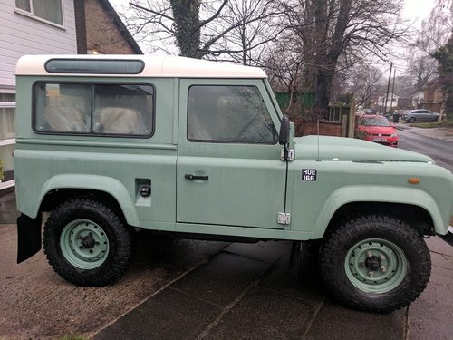 Land Rover 90, 1988 For Sale (picture 1 of 3)