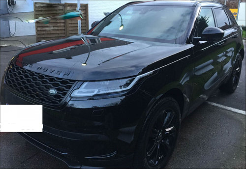 2017 Land Rover Range Rover Velar 2.0D 180hp S AWD car For Sale (picture 2 of 6)