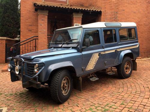 1991 Land Rover Defender 110 Station Wagon V8 (RHD) For Sale (picture 2 of 6)