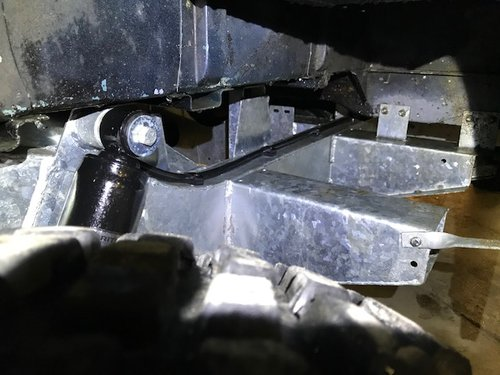 1980 Land Rover® Series 3 109 *Galvanised Chassis Rebuild* (GPY) SOLD (picture 6 of 6)