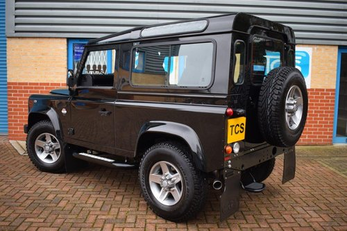 2015 Land Rover Defender 90 XS 4-Seater 1-Owner! SOLD (picture 2 of 6)
