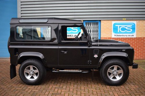 2015 Land Rover Defender 90 XS 4-Seater 1-Owner! SOLD (picture 3 of 6)