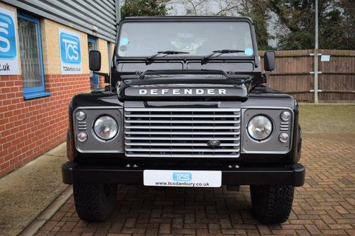2015 Land Rover Defender 90 XS 4-Seater 1-Owner! SOLD (picture 4 of 6)