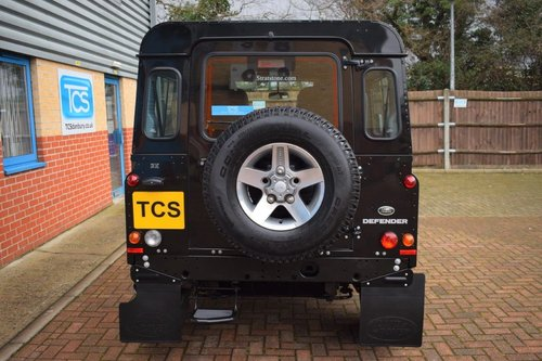 2015 Land Rover Defender 90 XS 4-Seater 1-Owner! SOLD (picture 5 of 6)