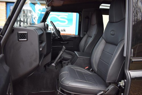2015 Land Rover Defender 90 XS 4-Seater 1-Owner! SOLD (picture 6 of 6)