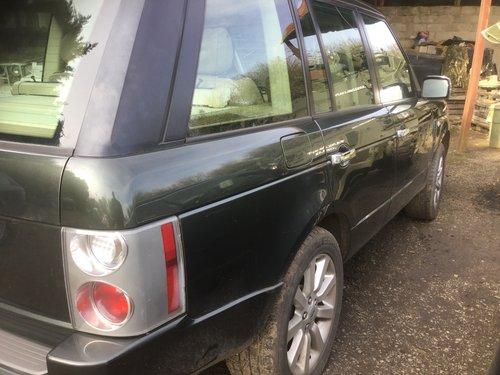2007 Range Rover TDV8 07 top spec vogue For Sale (picture 3 of 6)