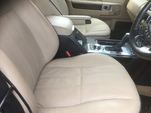 2007 Range Rover TDV8 07 top spec vogue For Sale (picture 4 of 6)