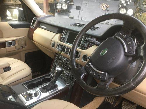 2007 Range Rover TDV8 07 top spec vogue For Sale (picture 5 of 6)