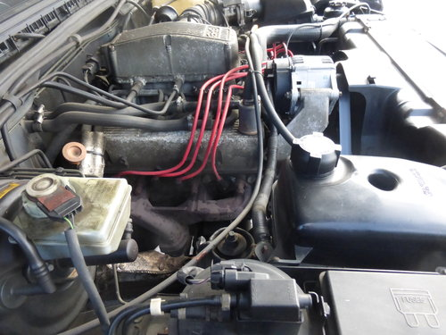 1998 Discovery V8 Auto 5 door  Original sills, arches no welding For Sale (picture 5 of 6)