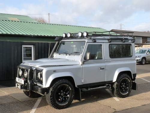 2007 Land Rover Defender 90 XS, 43,000 miles, Sold SOLD (picture 1 of 6)
