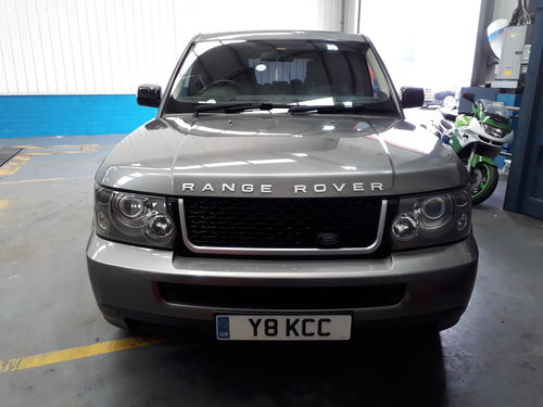 2008 Range Rover Sport for sale SOLD (picture 1 of 6)