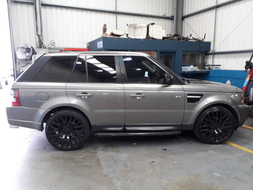 2008 Range Rover Sport for sale SOLD (picture 2 of 6)