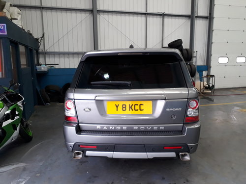 2008 Range Rover Sport for sale SOLD (picture 3 of 6)