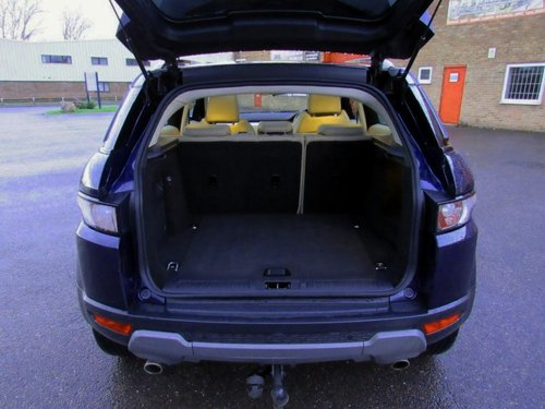 2012 RANGE ROVER EVOQUE PURE.T.SD4 2.2.AUTO DIESEL 5 DR SOLD (picture 5 of 6)