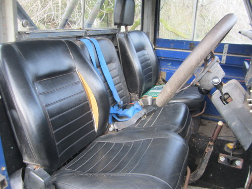 1959 *WANTED ~ LAND ROVER SERIES 1/2/3 ~ CAN COLLECT WITHIN 72HRS For Sale (picture 4 of 6)