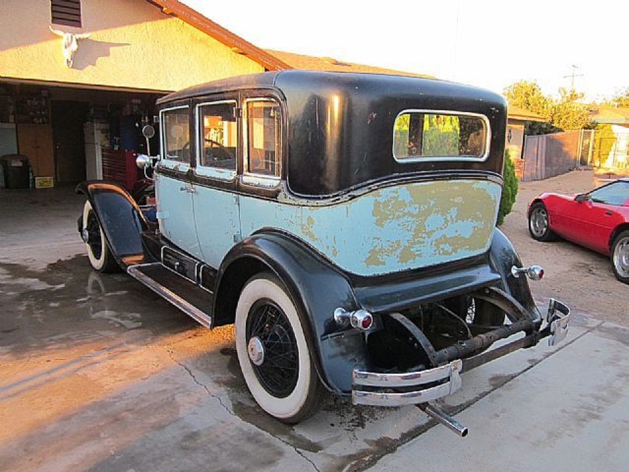 1928 LaSalle 4DR Sedan For Sale (picture 2 of 6)