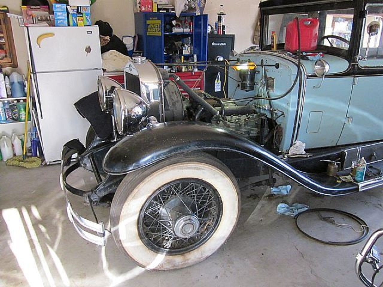 1928 LaSalle 4DR Sedan For Sale (picture 3 of 6)