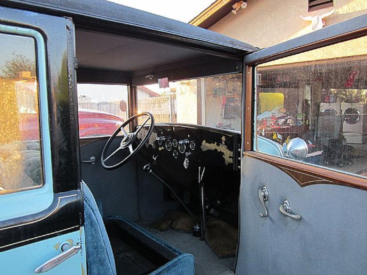 1928 LaSalle 4DR Sedan For Sale (picture 5 of 6)
