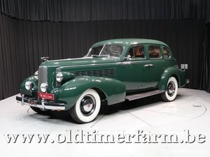 Picture of 1937 Cadillac La Salle Series 50 V8 Green '37 For Sale