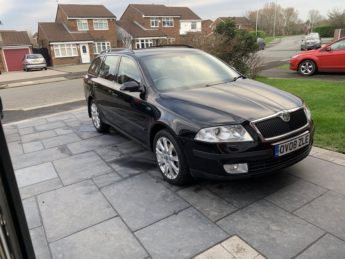2008 Skoda Octavia 2.0 tdi est Lovely, well cared for For Sale (picture 1 of 3)