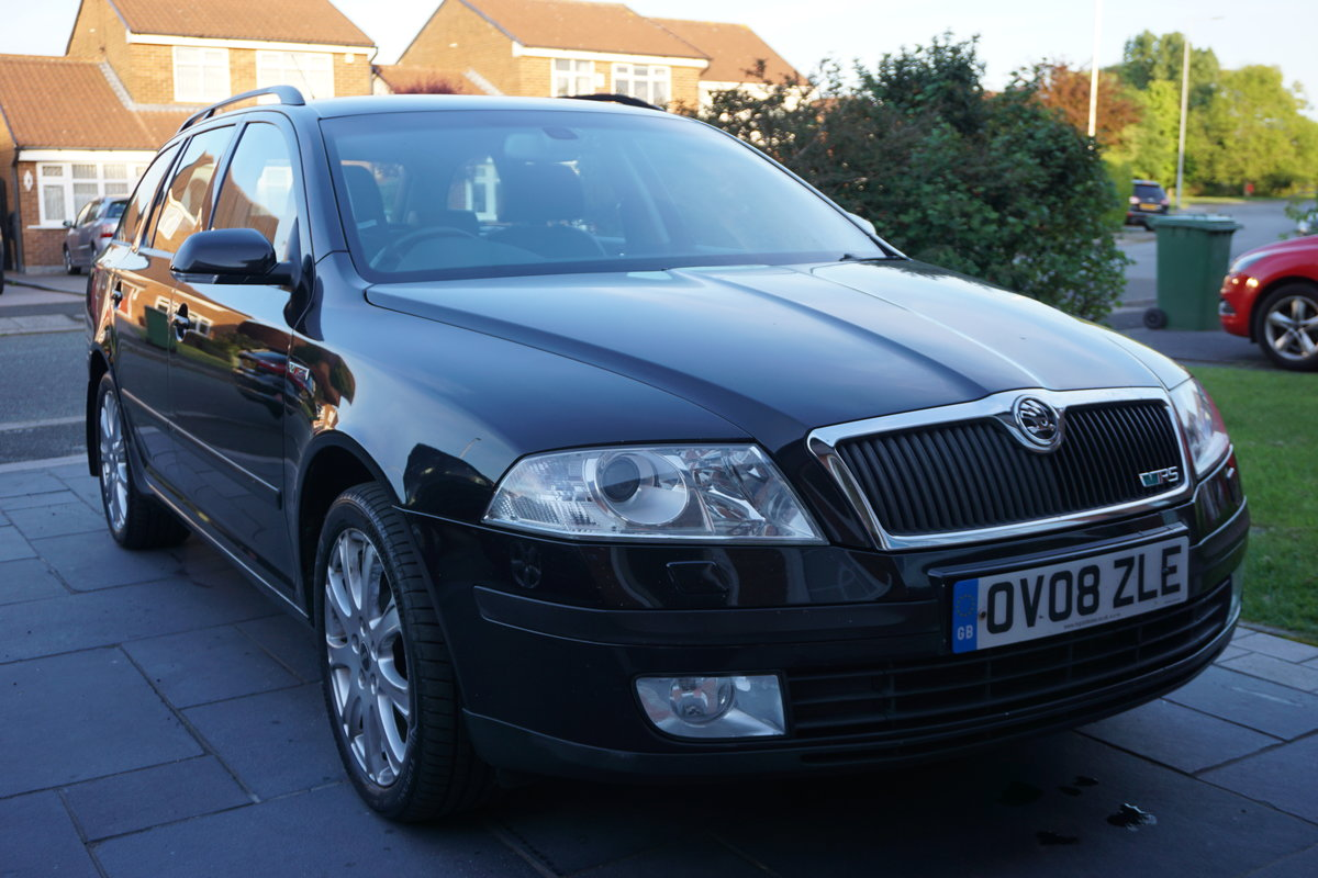 2008 Skoda Octavia 2.0 tdi est Lovely, well cared for For Sale (picture 2 of 3)
