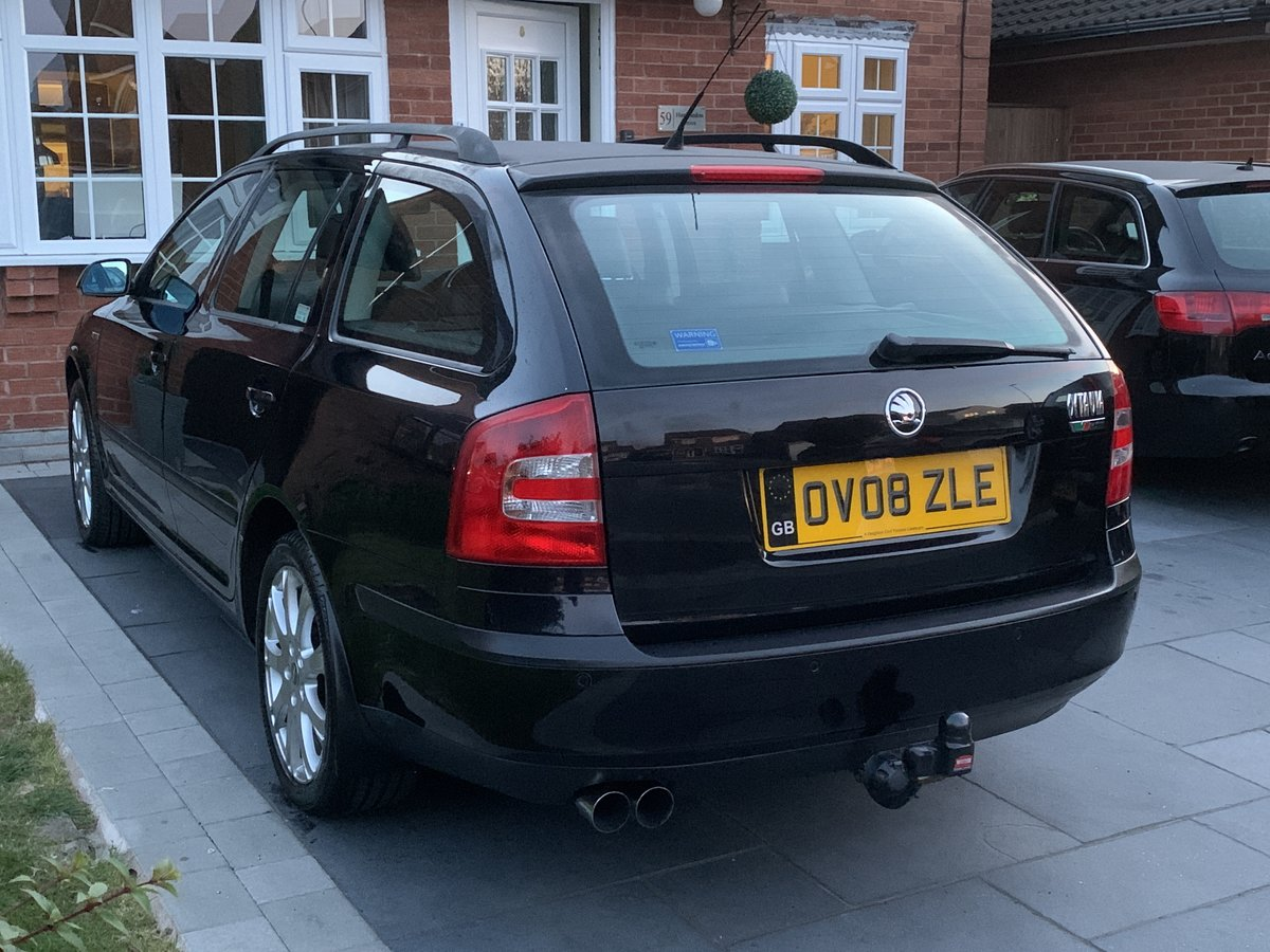 2008 Skoda Octavia 2.0 tdi est Lovely, well cared for For Sale (picture 3 of 3)